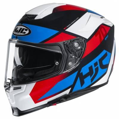 HJC Helm RPHA 70 Debby MC21, weiß-rot-blau-schwarz