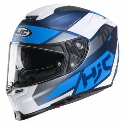 HJC Helm RPHA 70 Debby MC2SF, blau-weiß matt