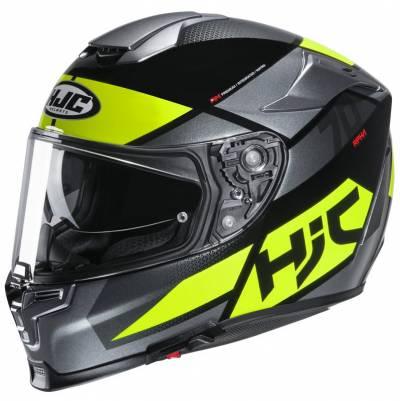 HJC Helm RPHA 70 Debby MC4H, schwarz-silber-fluogelb