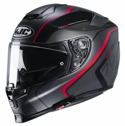 HJC Helm RPHA 70 Kroon MC1SF, schwarz-rot matt