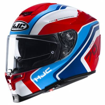 HJC Helm RPHA 70 Kroon MC21, weiß-rot-blau