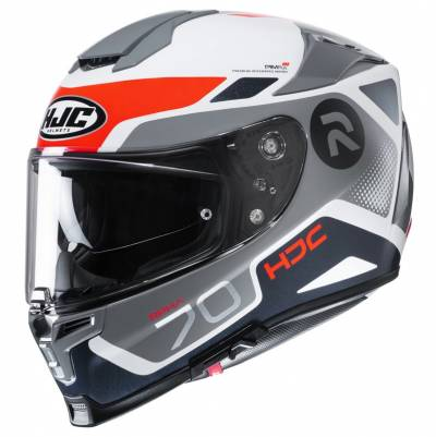 HJC Helm RPHA 70 Shuky MC6H, weiß-grau-rot-blau