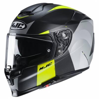 HJC Helm RPHA 70 Wody MC4HSF, schwarz-fluogelb