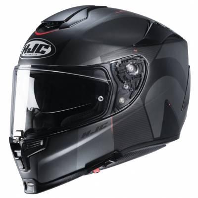 HJC Helm RPHA 70 Wody MC5SF, schwarz-grau matt