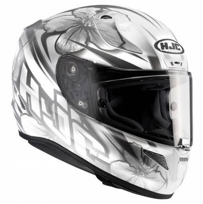 HJC Helm RPHA11 Candra MC10SF, weiß-silber matt