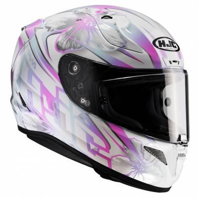 HJC Helm RPHA11 Candra MC8, weiß-silber-pink