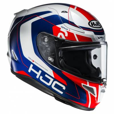 HJC Helm RPHA11 Chakri MC21, rot-weiß-blau