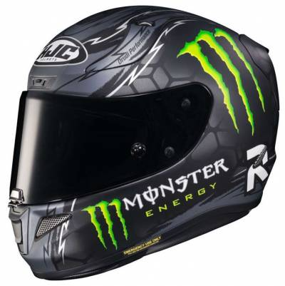 HJC Helm RPHA11 Crutchlow Replica Black MC5SF