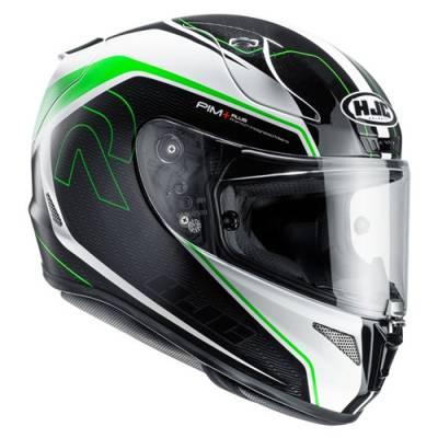 HJC Helm RPha11 Darter MC4, schwarz-weiß-grün