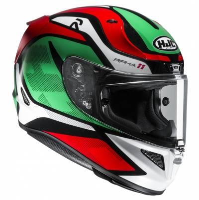 HJC Helm RPHA11 Deroka MC4, rot-weiß-grün