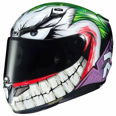 HJC Helm RPHA11 Joker MC48 - DC Comics