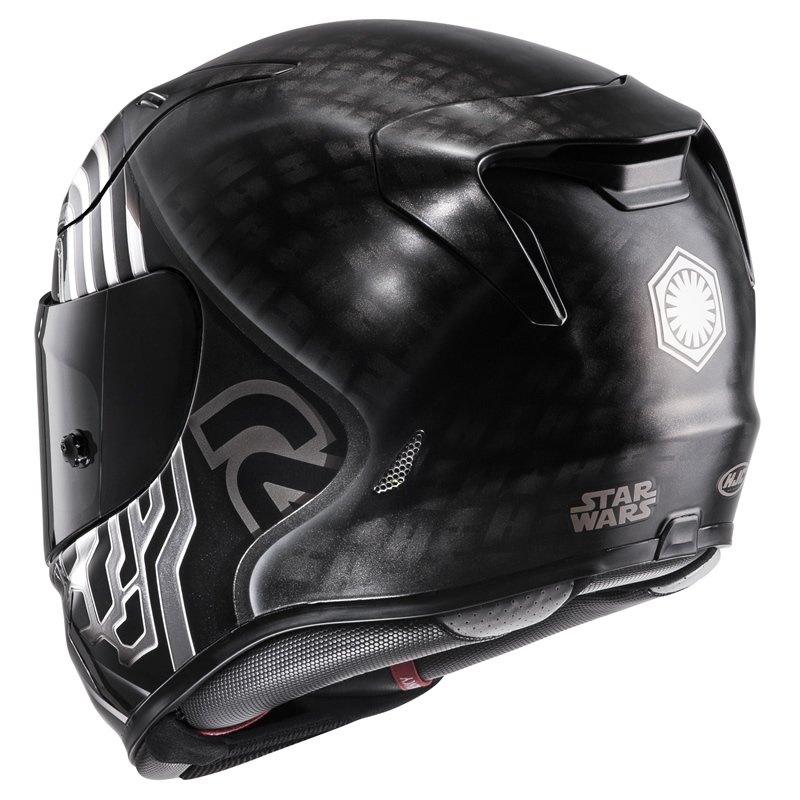 hjc helm rpha11 kylo ren mc5sf marvel anthrazit silber moto. Black Bedroom Furniture Sets. Home Design Ideas