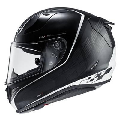 HJC Helm RPha11 Riberte MC5SF, schwarz-grau