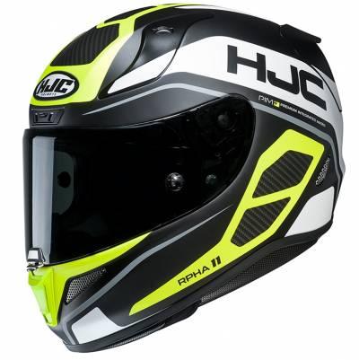 HJC Helm RPHA11 Saravo MC4HSF, schwarz-gelb-weiß
