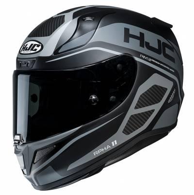 HJC Helm RPHA11 Saravo MC5SF, schwarz-grau matt