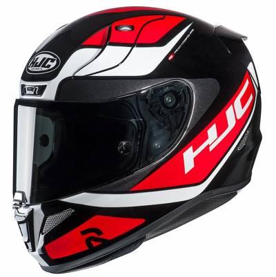 HJC Helm RPHA11 Scona MC1, schwarz-rot-weiß