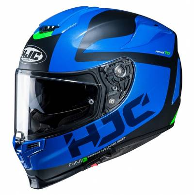 HJC Helm RPHA70 Balius MC2SF, blau-schwarz