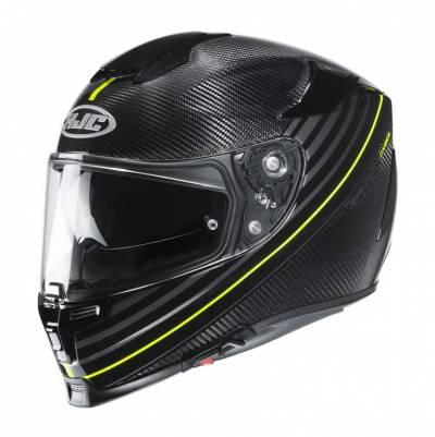 HJC Helm RPHA70 Carbon Artan, schwarz-fluogelb