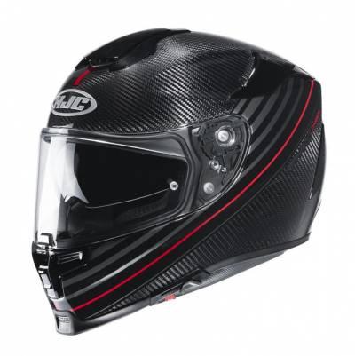 HJC Helm RPHA70 Carbon Artan, schwarz-rot