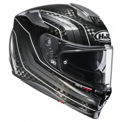 HJC Helm RPHA70 Carbon Hydrus MC5,  schwarz-weiß