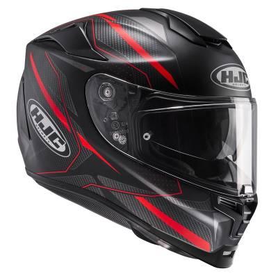 HJC Helm RPHA70 Dipol MC1SF, schwarz-rot matt