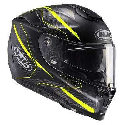 HJC Helm RPHA70 Dipol MC4HSF, schwarz-fluogelb matt