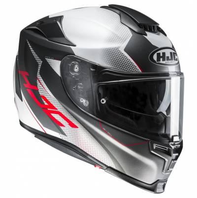 HJC Helm RPHA70 Gadivo MC10SF, weiß-grau-rot matt
