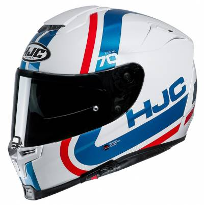 HJC Helm RPHA70 Gaon MC21, weiß-blau-rot
