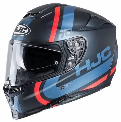 HJC Helm RPHA70 Gaon MC2SF, schwarz-blau-rot matt