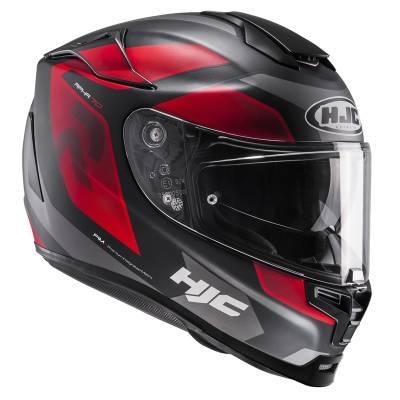 HJC Helm  RPHA70 Grandal MC1SF, schwarz-rot matt