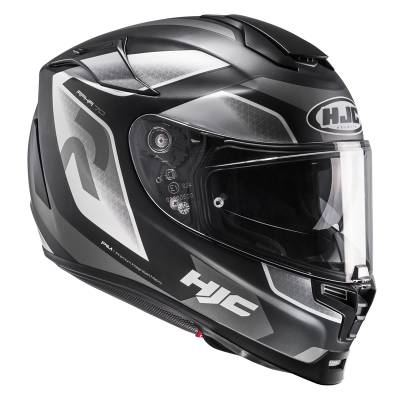 HJC Helm RPHA70 Grandal MC5SF, schwarz-anthrazit-weiß matt