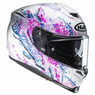 HJC Helm RPHA70 Hanoke MC8, weiß-pink-blau