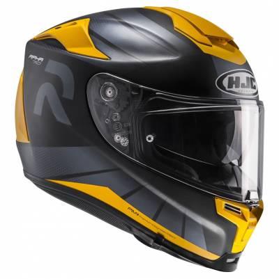HJC Helm  RPHA70 Octar MC3SF, gelb-schwarz-matt