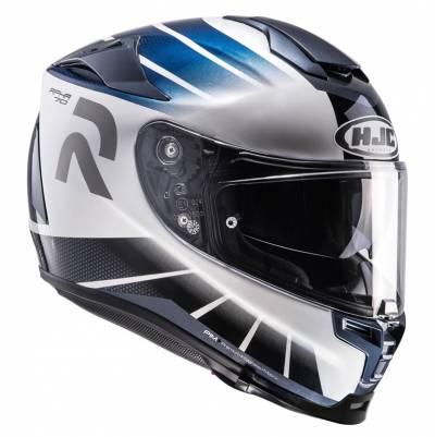 HJC Helm  RPHA70 Octar MC5, weiß-blau-schwarz