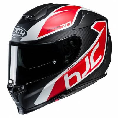 HJC Helm RPHA70 Pinot MC1SF, schwarz-rot-weiß matt