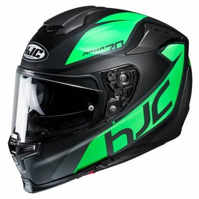 HJC Helm RPHA70 Pinot MC4SF, schwarz-grün matt