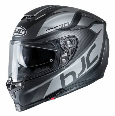 HJC Helm RPHA70 Pinot MC5SF, schwarz-silber matt
