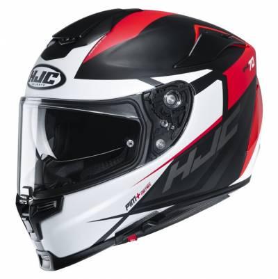 HJC Helm RPHA70 Sampra MC1SF, schwarz-weiß-rot matt