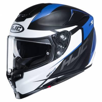 HJC Helm RPHA70 Sampra MC2SF, schwarz-weiß-blau matt