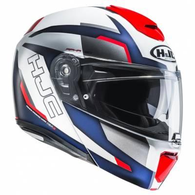 HJC Helm RPHA90 Rabrigo MC1, weiß-rot-blau