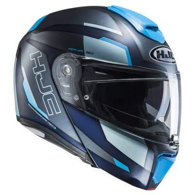 HJC Helm RPHA90 Rabrigo MC2SF, schwarz-blau matt