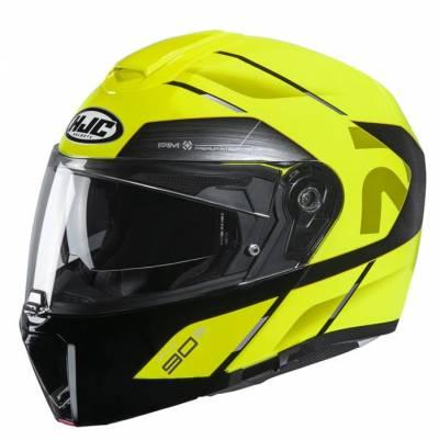 HJC Helm RPHA90S Bekavo, fluogelb-schwarz