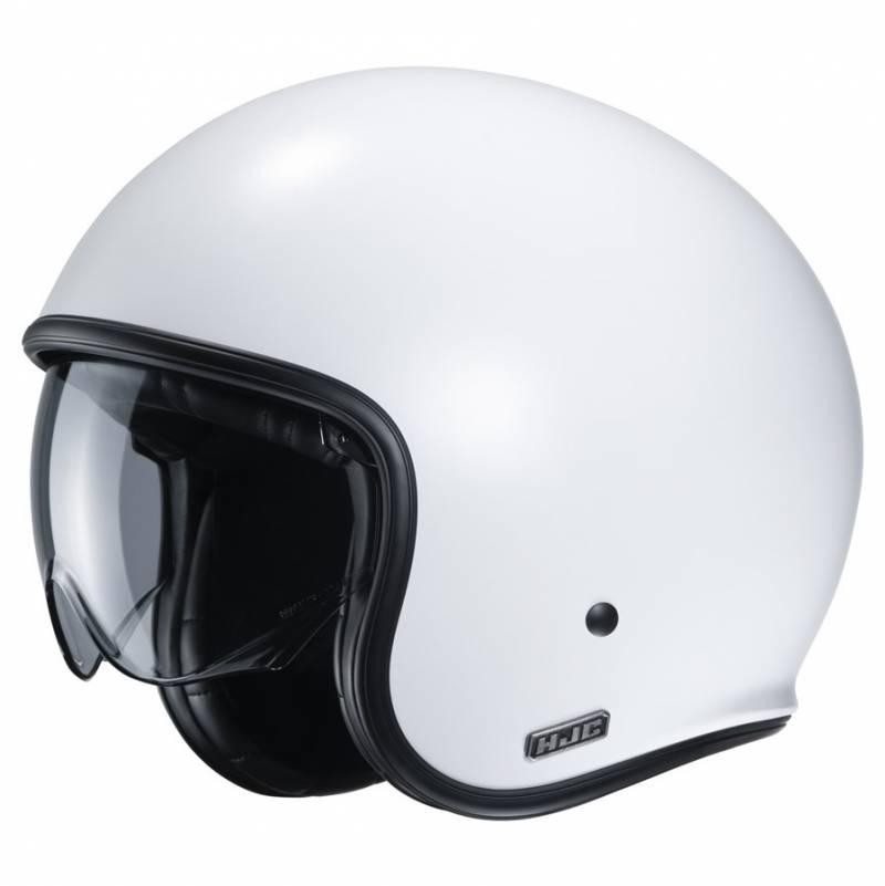 HJC Helm V30, weiß matt
