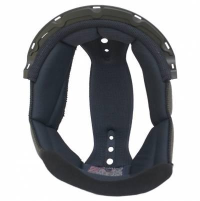 HJC Kopfpolster RPHA MAX, rote Knöpfe