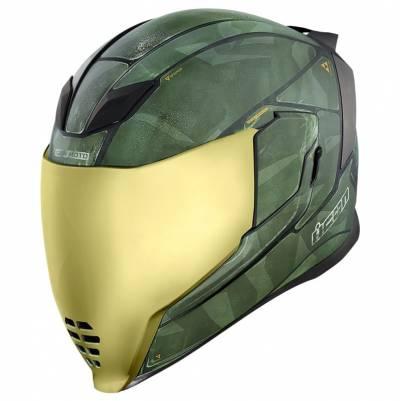 icon Helm Airflite Battlescar 2, grün