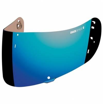 icon Visier für Airform / Airframe Pro / Airmada, blau verspiegelt