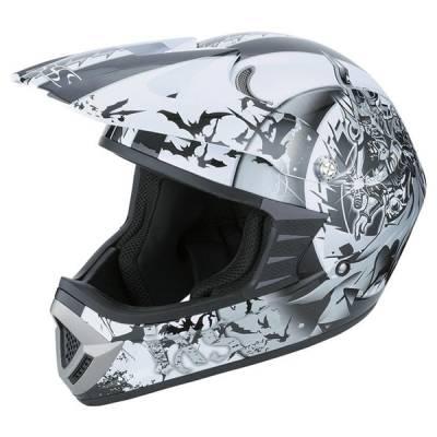 iXS B-Ware Helm HX 276 Sword, schwarz-grau-weiß