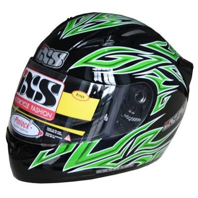 iXS B-Ware -  Helm HX 402, schwarz-grün