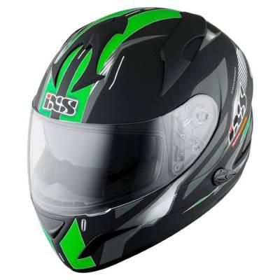 iXS B-Ware HX 275 Blade, schwarz-grün-matt