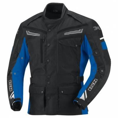 iXS B-Ware Jacke Evans, schwarz-blau